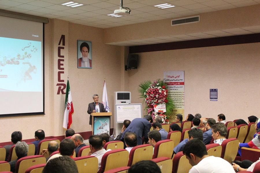 برگزاری همایش تخصصی دارو و مکمل ها در زنجان
