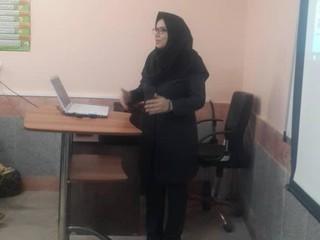 کارگاه آموزشی هیدروتراپی در استان خوزستان