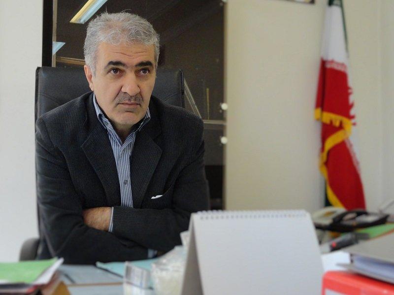 در پی درگذشت معاون توسعه ورزش قهرمانی اداره کل ورزش و جوانان کردستان