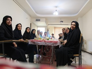 نشست جلسه هماهنگی هیأت پزشکی قزوین برگزار شد
