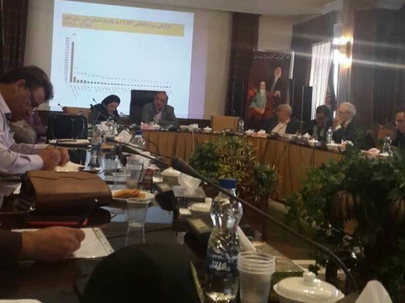 جلسه کارگروه سلامت و امنیت غذایی استان تهران