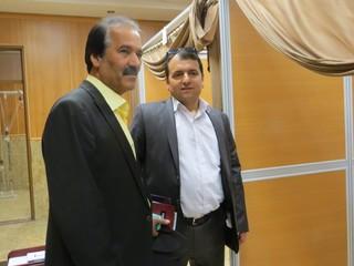 بازدید دکتر ملک محمدی - فیزیوتراپی چهار محال وبختیاری