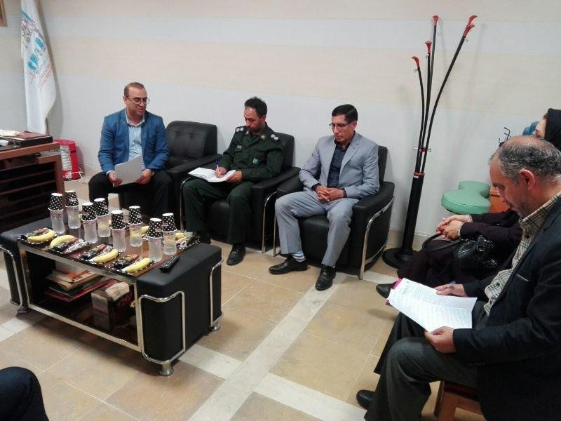 نشست هیات رئیسه  هیات پزشکی ورزشی اردبیل برگزار شد