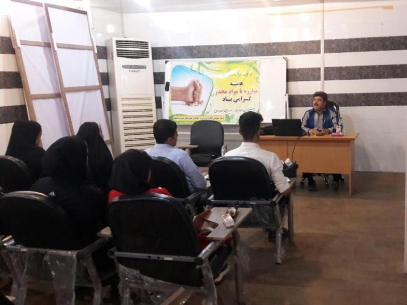 کارگاه آموزشی تغذیه ورزشی  در ماهشهر