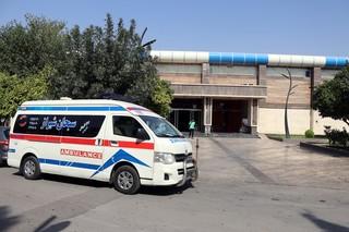 پوشش پزشکی المپیاد سراسری دانشجویان کشور در شیراز