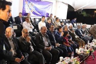 افتتاحیه المپیاد دانشجویان پسر سراسر کشور در شیراز