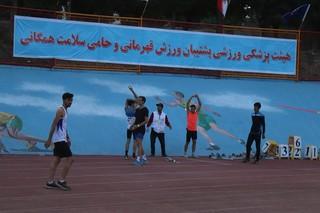 پوشش پزشکی المپیاد دانشجویان کشور در شیراز