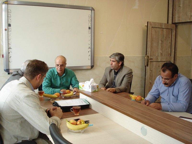 گزارش تصویری /دومین نشست هیات رئیسه هیات پزشکی ورزشی استان مرکزی