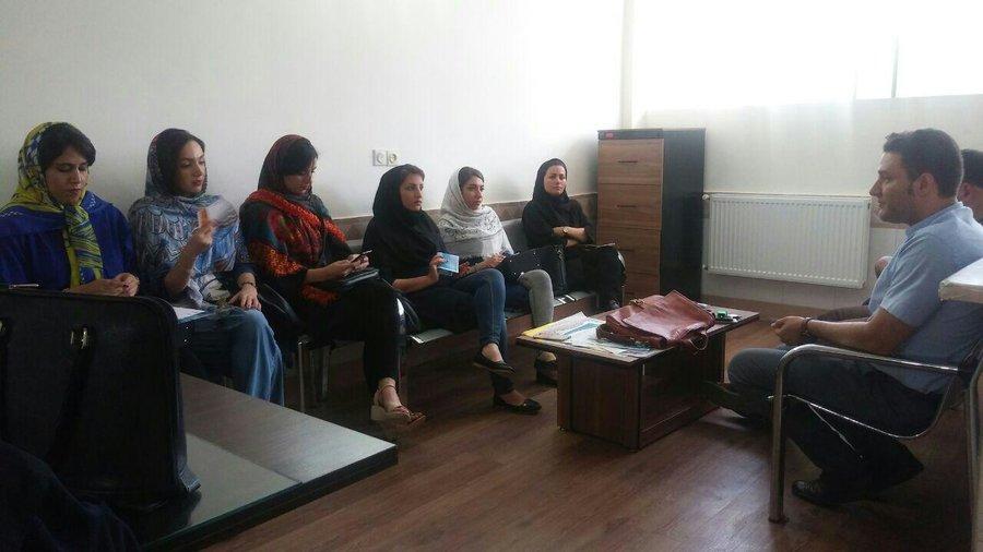 حضور روان شناسان هیات پزشکی در مجموعه های ورزشی زنجان