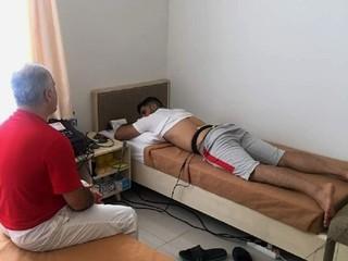 کلینیک فدراسیون پزشکی ورزشی در جاکارتا