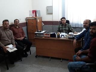 نشست هماهنگی بازرسان استان خوزستان