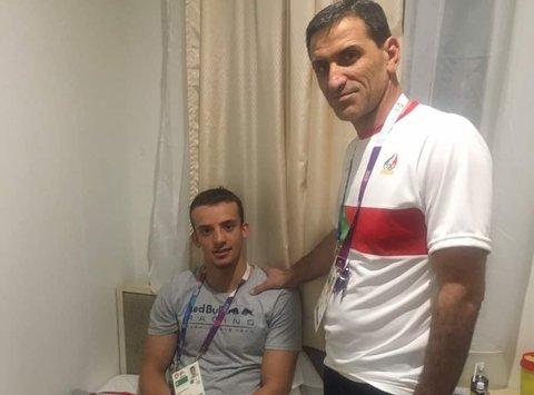 دکتر نوروزی : روند ارائه خدمات پزشکی ورزشی با دقت پیگیری می شود