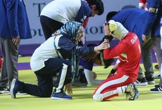 پوشش پزشکی بازی های آسیایی