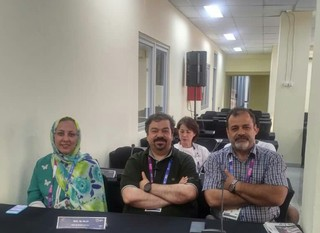 International Counseling for development of sports medicine in medical meeting in Palembang.