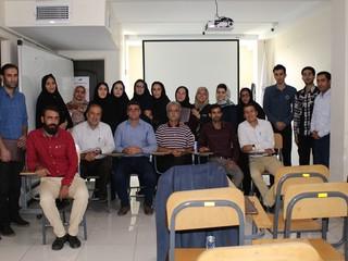 جلسه بازآموزی اسناد و آموزش صدور آنلاین کارت خدمات درمانی