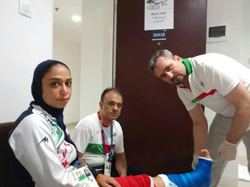 نگاهی به خدمات گروه اعزامی فدراسیون پزشکی ورزشی