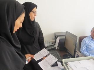 بازدید دبیر هیات شهرستان بروجن - چهار محال وبختیاری