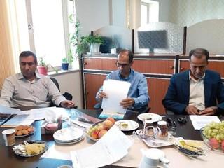 نشست سالیانه روسای هیأت های پزشکی ورزشی استان کرمان