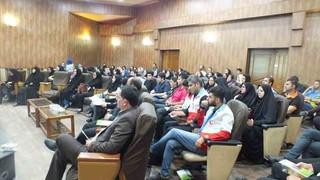 سمینار پزشکی ورزشی ۲۲ شهریور گزارش تصویری(۱)