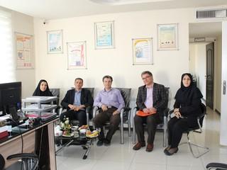 دکتر نوروزی از هیأت پزشکی ورزشی استان قزوین بازدید کرد