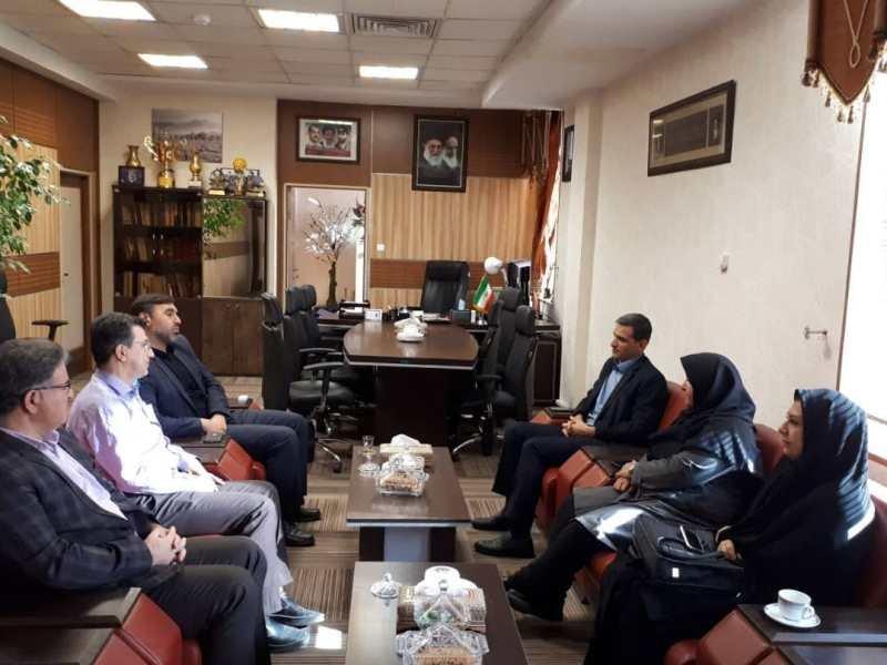 توسعه زیرساخت هیأت پزشکی ورزشی استان قزوین