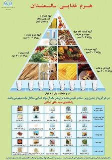 نیازهای تغذیه ای در دوران سالمندی