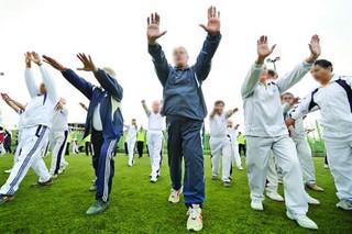 ورزش و سالمندان