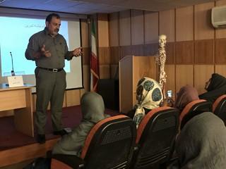 برگزاری دوره اصلی ماساژ ورزشی در هیأت پزشکی ورزشی استان تهران