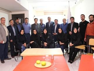 دومین جلسه هماهنگی اعضای هیأت پزشکی قزوین برگزار شد