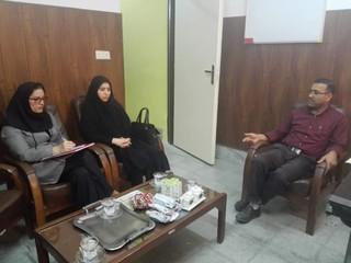 گزارش تصویری/ با مسوولین استخر سلامت بوشهر