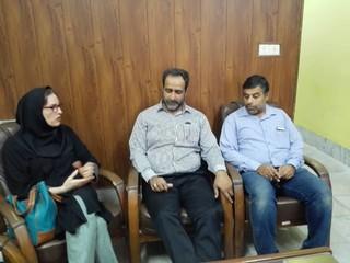 گزارش تصویری/برنامه ریزی آموزشی با مسولین دانشگاه آزاد بوشهر