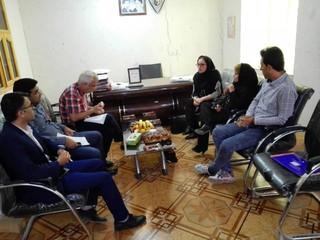 گزارش تصویری/بازدید رییس هیات پزشکی استان از شهرستان جم