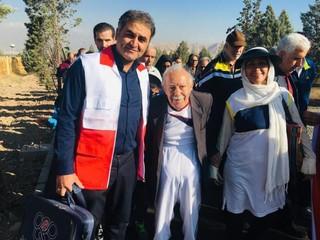 آغاز ویژه برنامه های هفته تربیت بدنی در تهران