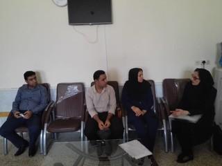 گزارش تصویری/بازدید رییس هیات پزشکی ورزشی استان از شهرستان کنگان