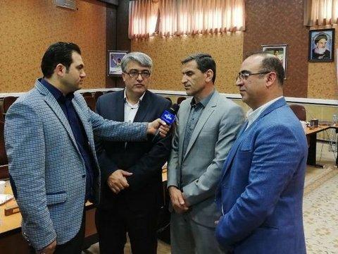 روز پرکار دکتر نوروزی در سفر استانی به اردبیل