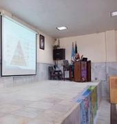 برگزاری کلاس آسیب شناسی حرکات در ورزش و تعذیه ورزشی در شهرستان دیر