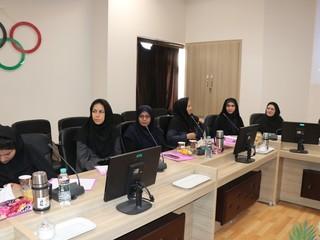 نشست نواب رئیس هیاتهای ورزشی -استان چهار محال وبختیاری