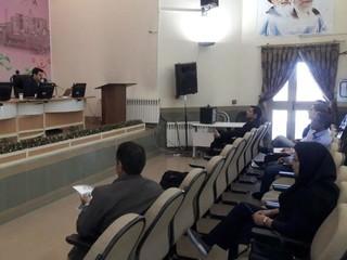 کارگاه آموزشی طب ورزشی-کرمان