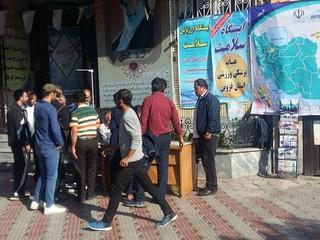 فعالیتهای هیأت پزشکی ورزشی استان قزوین در هفته تربیت بدنی