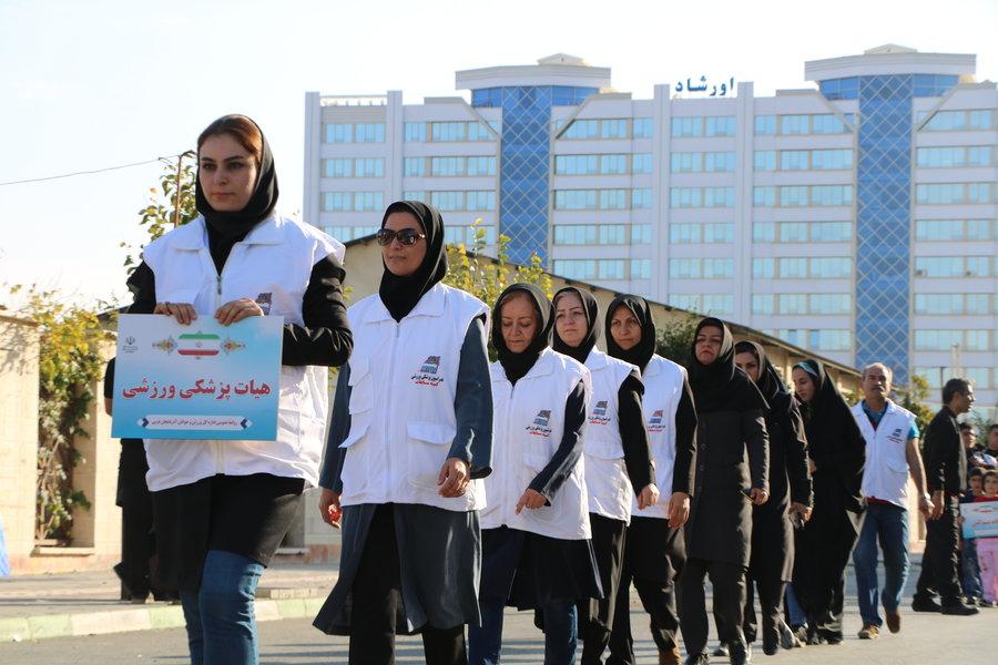 اجرای طرح سراسری ایستگاه تندرستی در استان آذربایجان غربی
