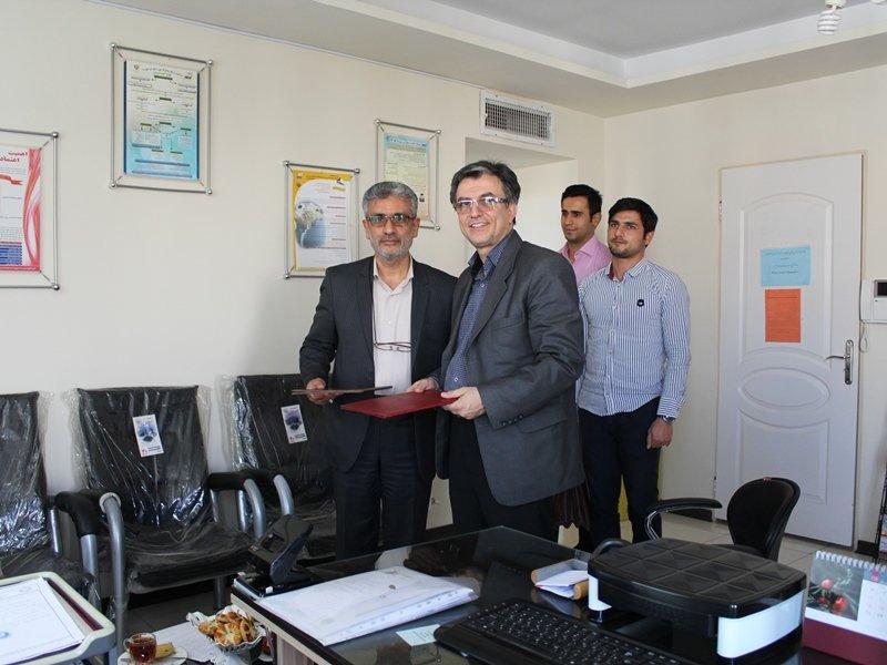 هیات پزشکی ورزشی قزوین با سازمان آتش نشانی تفاهم نامه همکاری امضا کرد