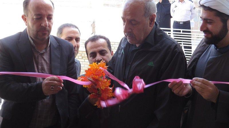 افتتاح کلینیک پزشکی ورزشی شهرستان ملایر