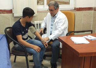 صدور گواهی سلامت برای ورزشکاران المپیادی   گیلان