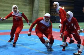 مسابقات استعدادهای برتر کبدی دختران زیر13سال کشور