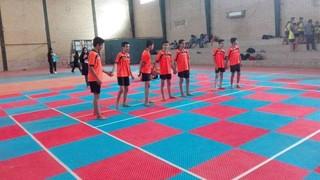 گزارش تصویری/پوشش پزشکی مسابقات کبدی و جشنواره فرهنگی ورزشی دانش آموزشی شهرستان دشتستان