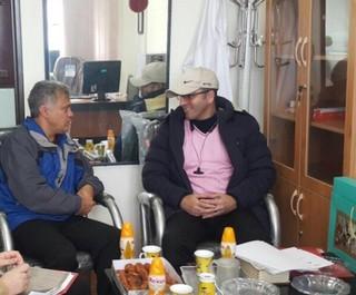تعامل هیات پزشکی ورزشی و هیات ورزش های دانشگاهی کردستان