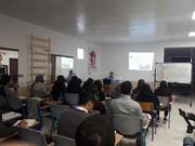 پایان دوره آموزشی ماساژ ورزشی در استان سمنان شهرستان شاهرود