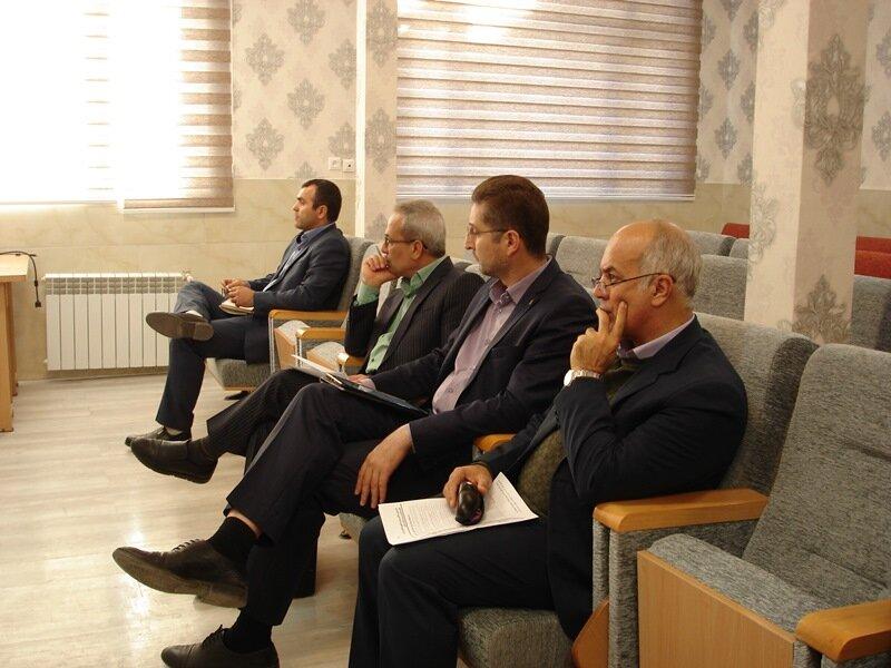 گزارش تصویری/سومین جلسه هیات رئیسه هیات پزشکی ورزشی استان مرکزی
