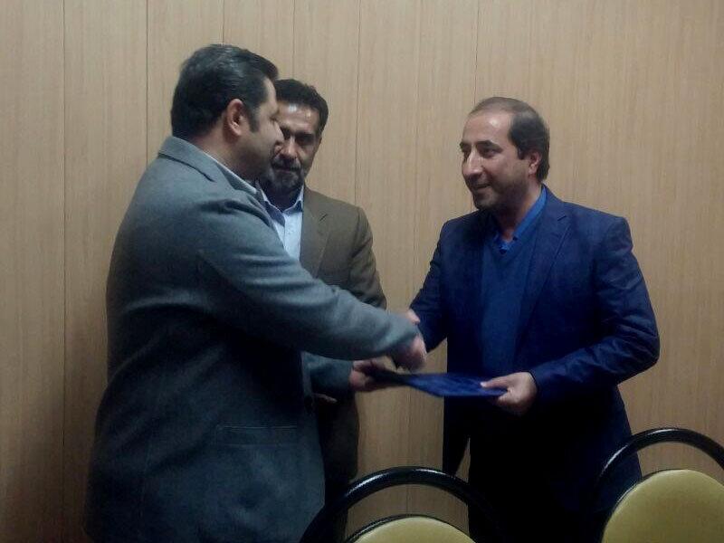 سرپرست هیات پزشکی ورزشی شهرستان فردیس منصوب شد