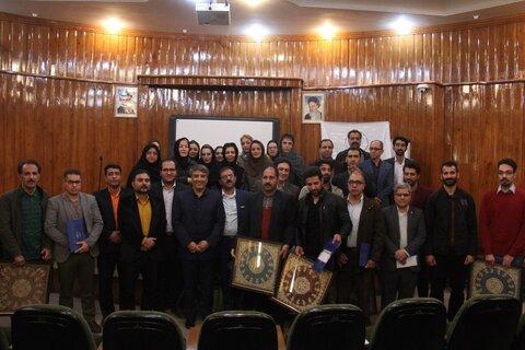 تجلیل از باشگاههای برتر یزد